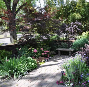 Garden tours visit outstanding gardens by clicking any photo for Landscaping rocks stockton ca